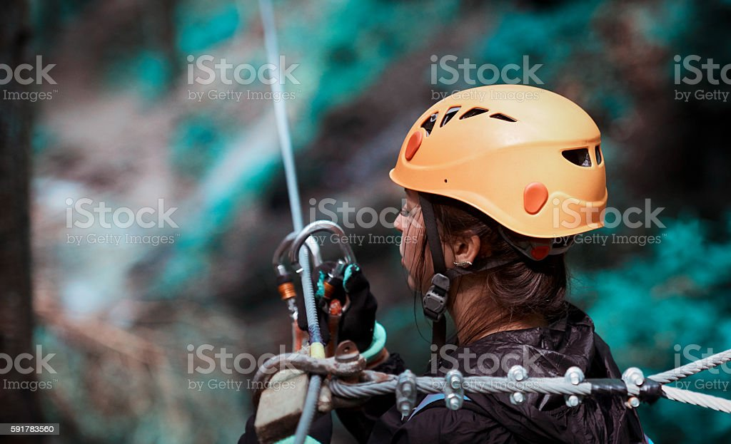 ready for a new fun activity stock photo