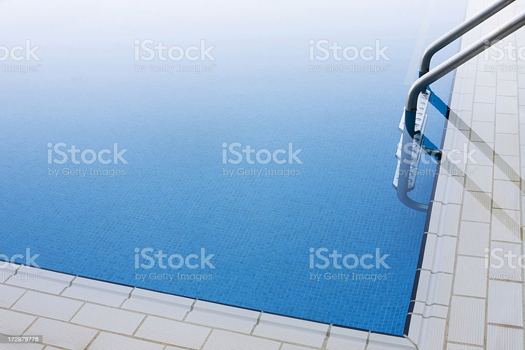 Ready for a Swim royalty-free stock photo
