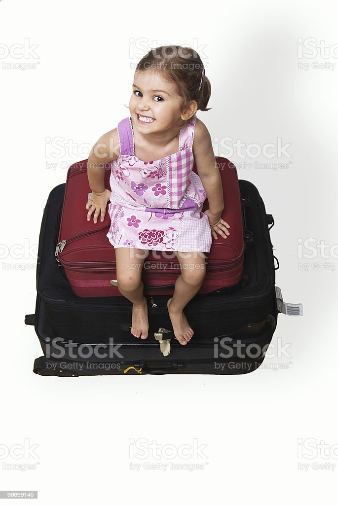 Ready for adventures royalty-free stock photo