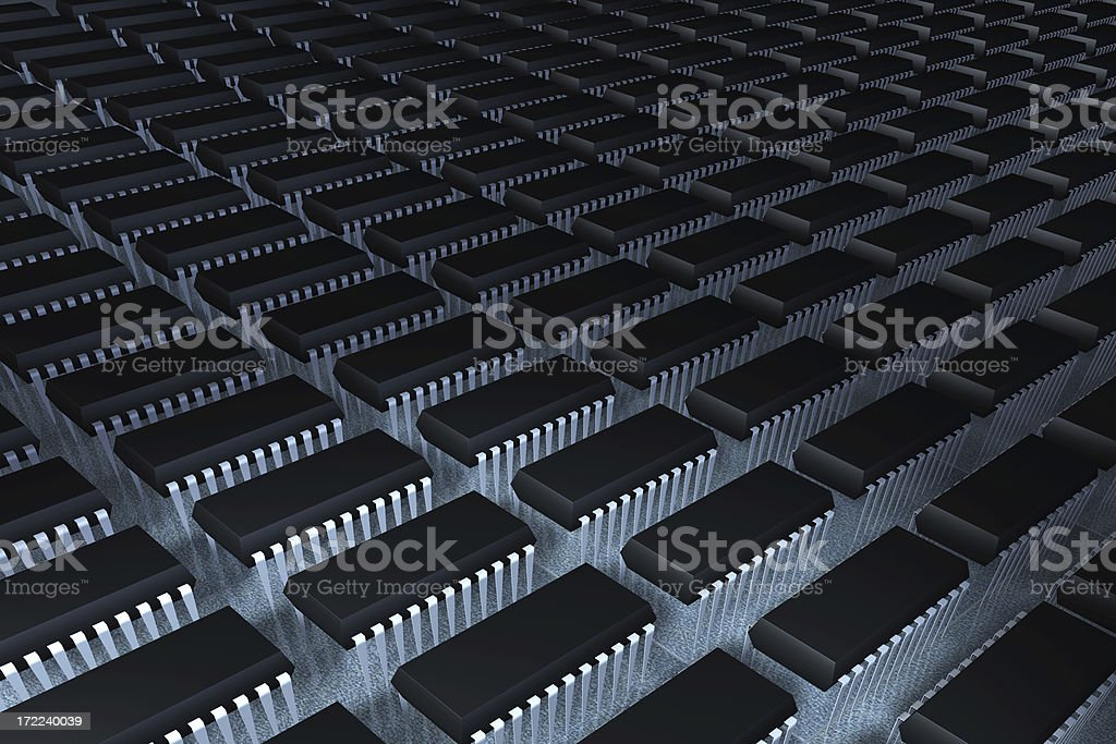 Ready for Assembly royalty-free stock photo