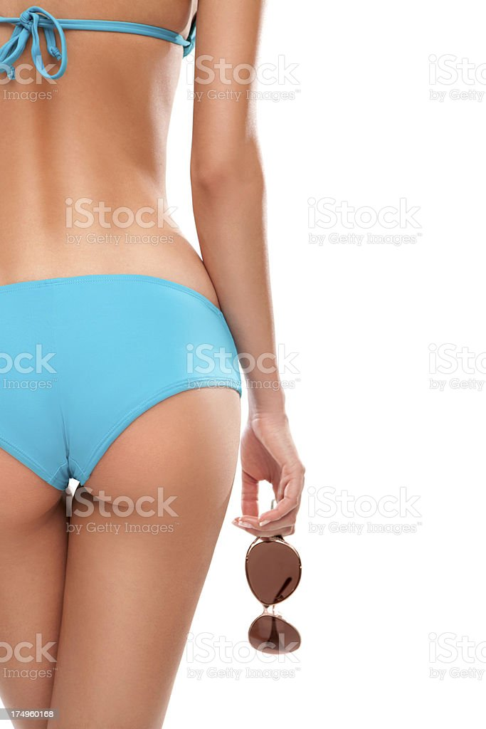 Ready for beach. royalty-free stock photo