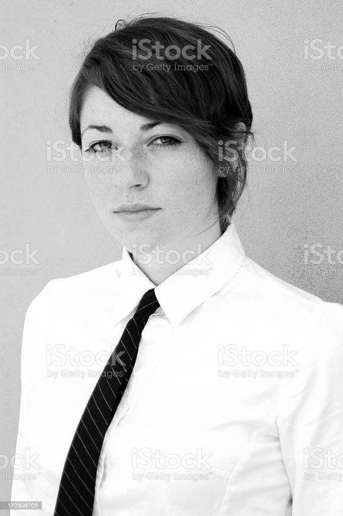 Ready For Business stock photo