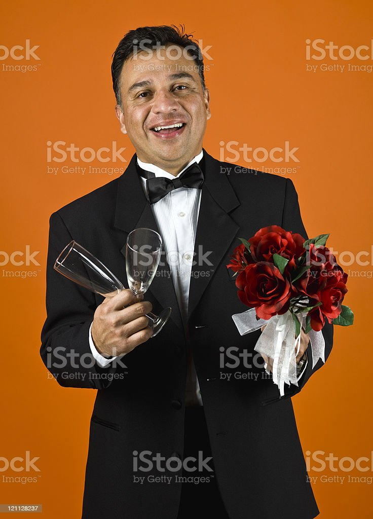 Ready for dating royalty-free stock photo