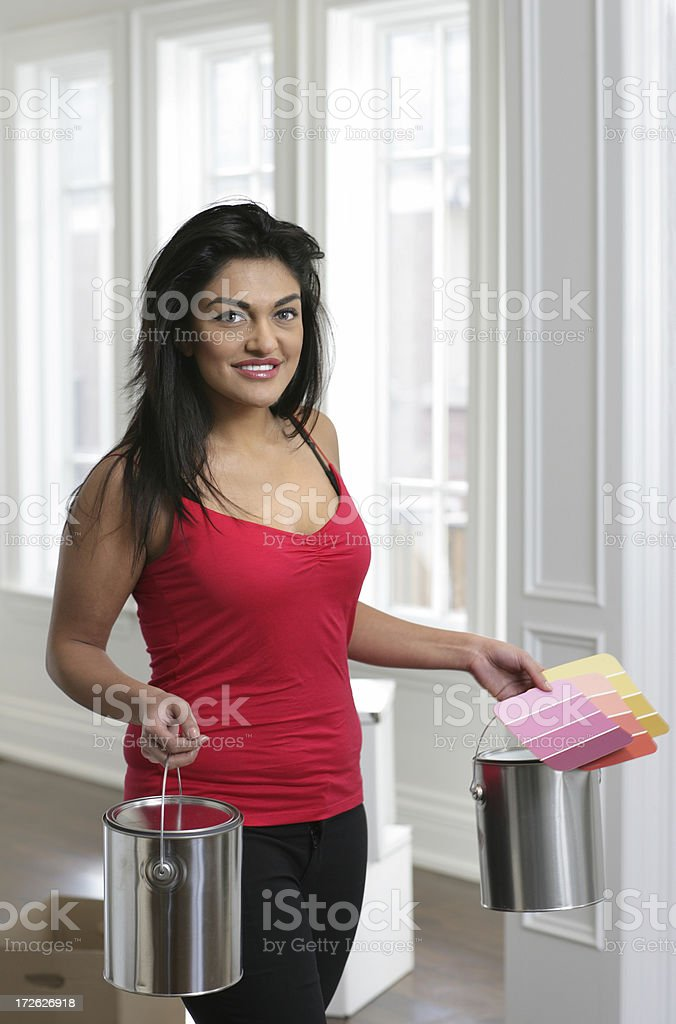 Ready for Decorating royalty-free stock photo
