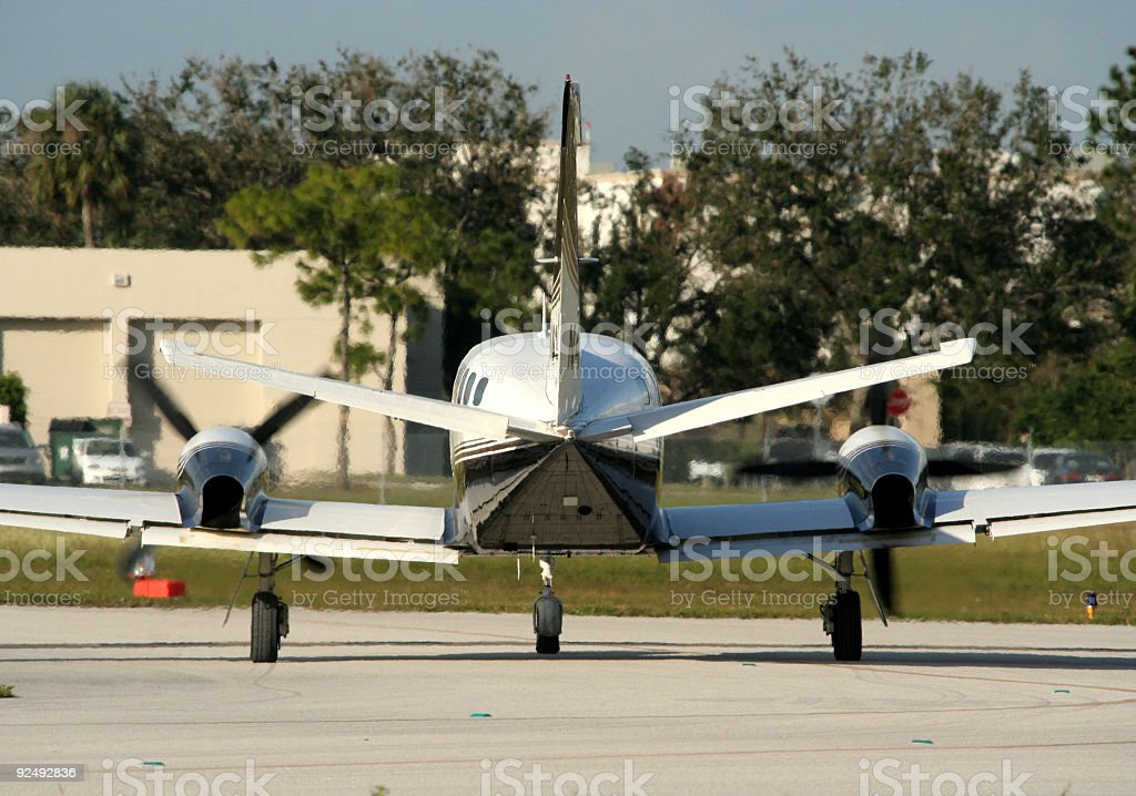 Ready for departure royalty-free stock photo
