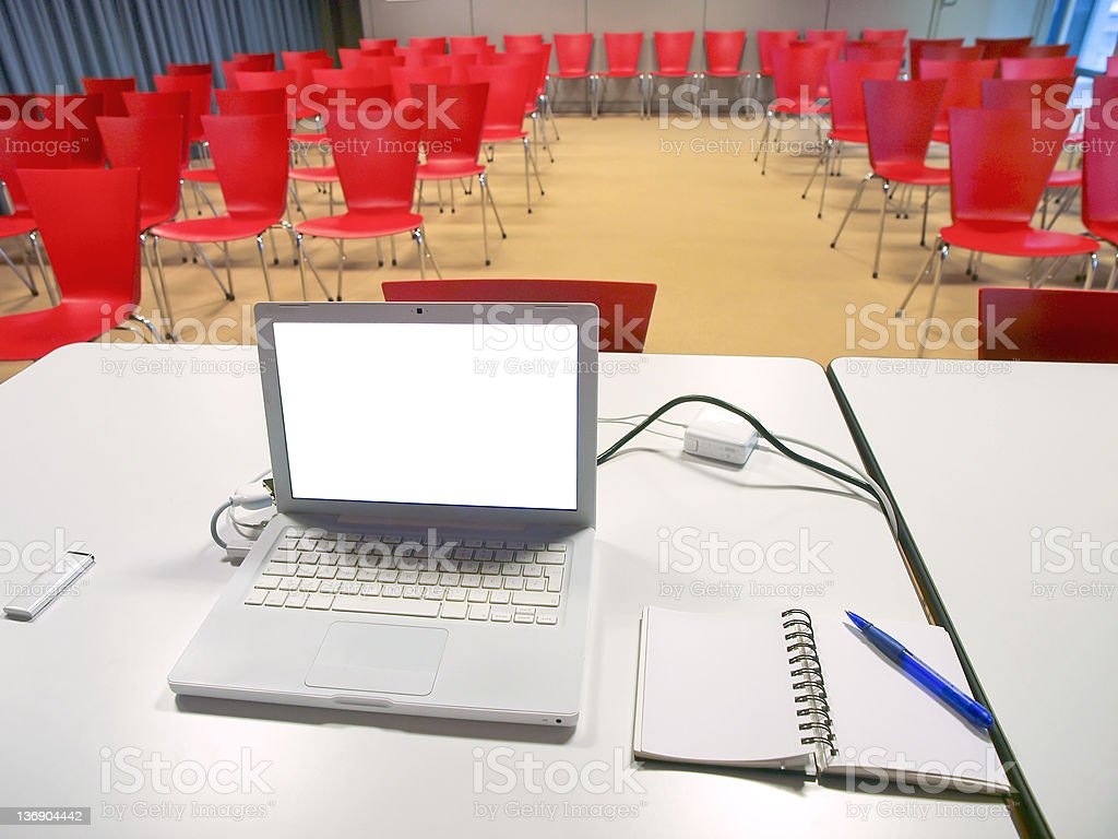 Ready for education event royalty-free stock photo