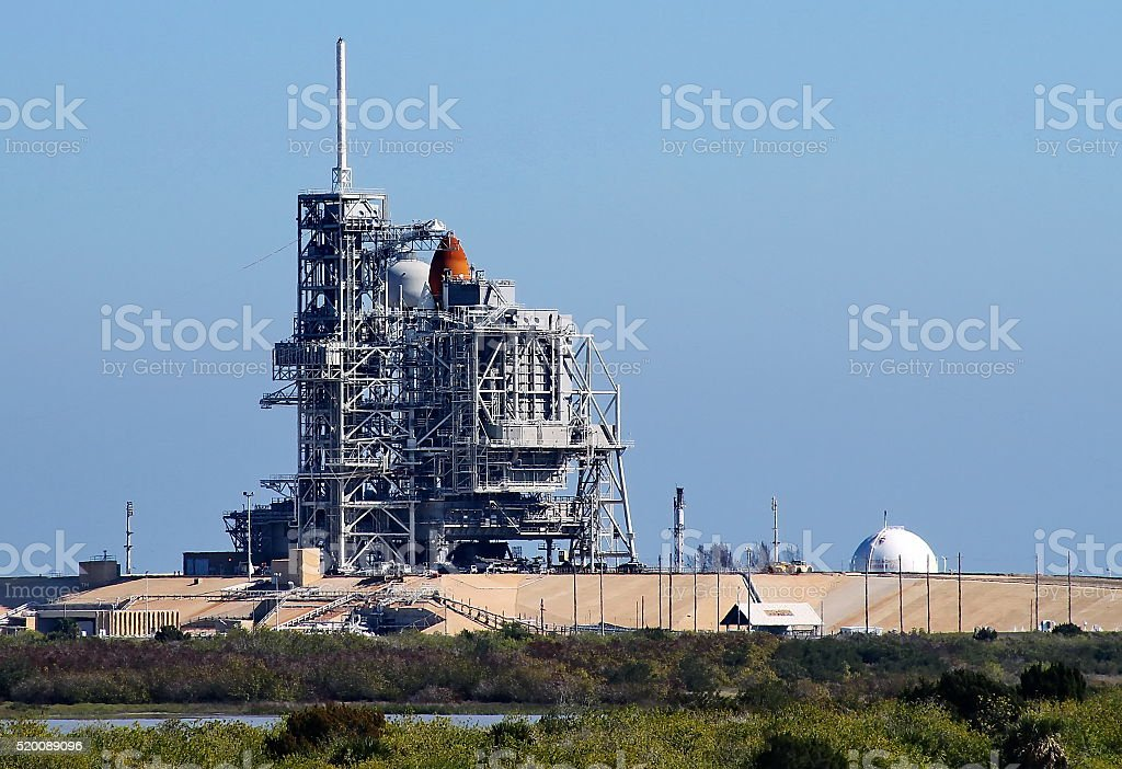 Ready for Launch stock photo