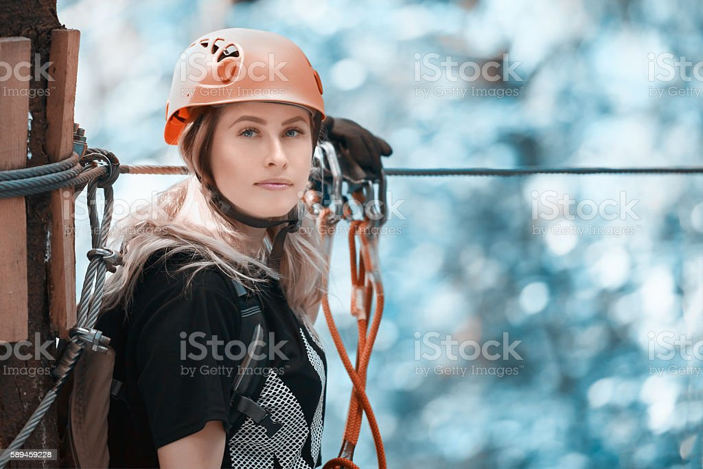 ready for my leisure activity stock photo