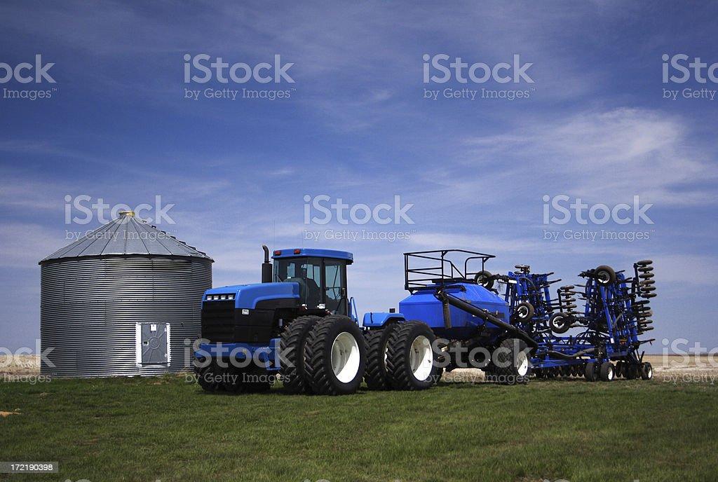 Ready for Seeding stock photo