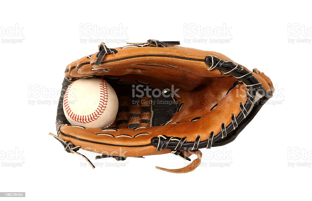 Ready for Spring Training stock photo