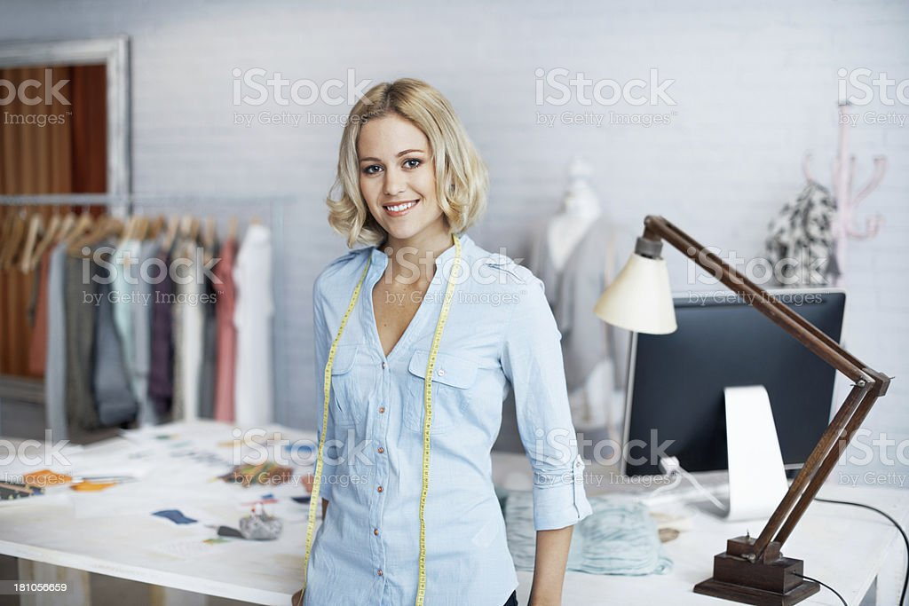Ready for the day royalty-free stock photo