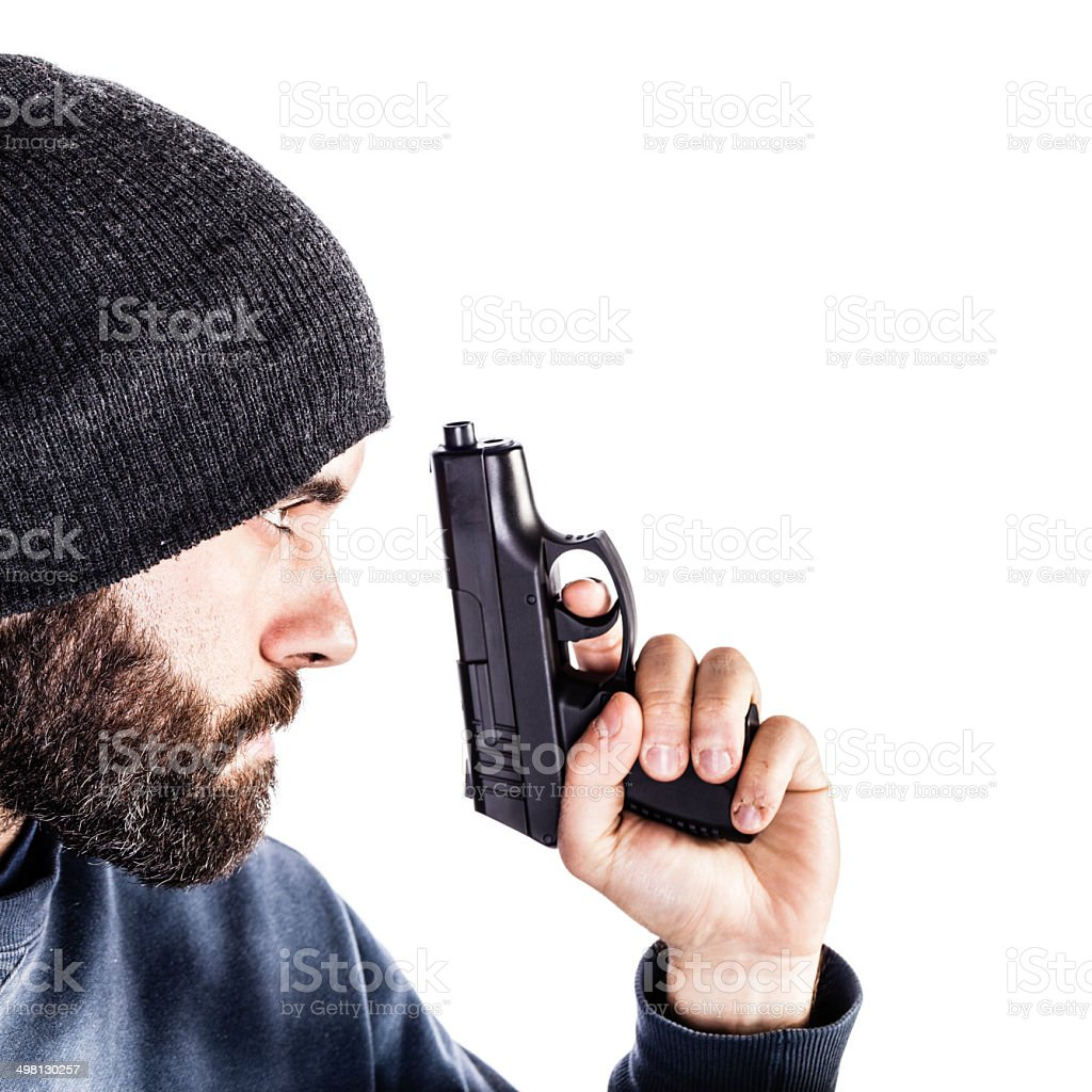 Ready for the incursion stock photo