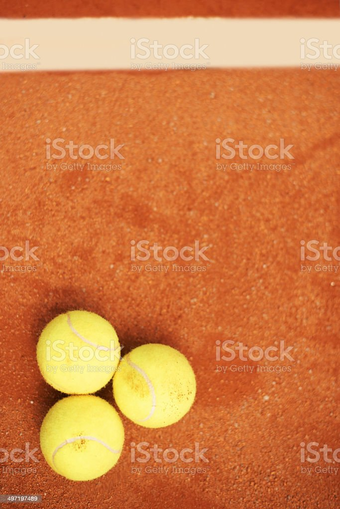 Ready for the match royalty-free stock photo