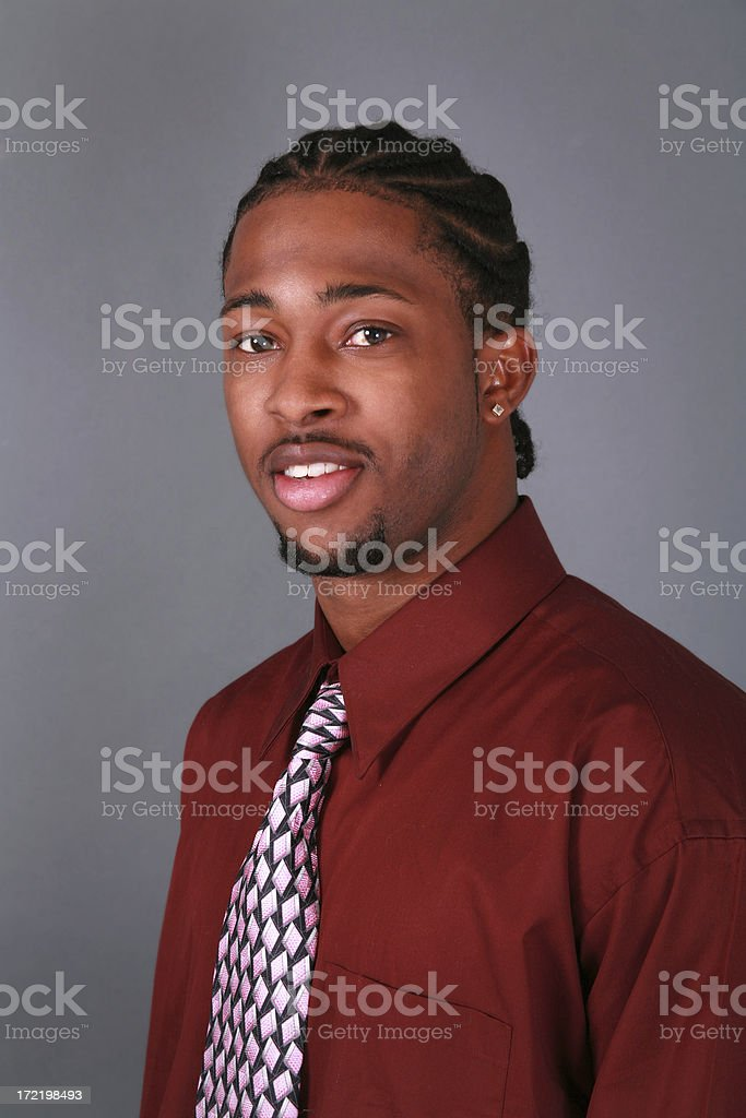 Ready for the Office stock photo