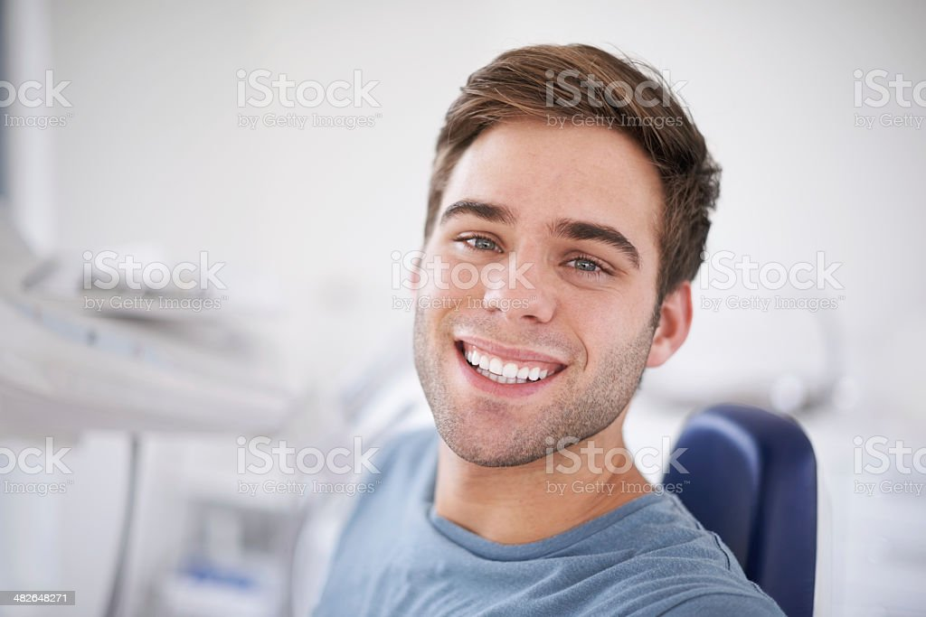Ready for this! stock photo