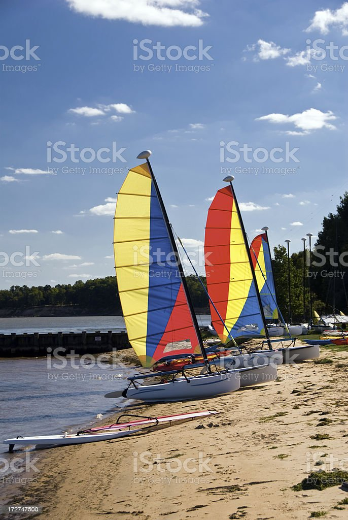 Ready For Warm Weather stock photo