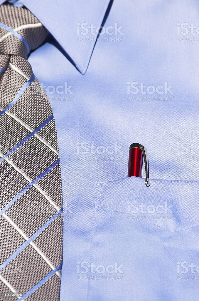Ready for work royalty-free stock photo