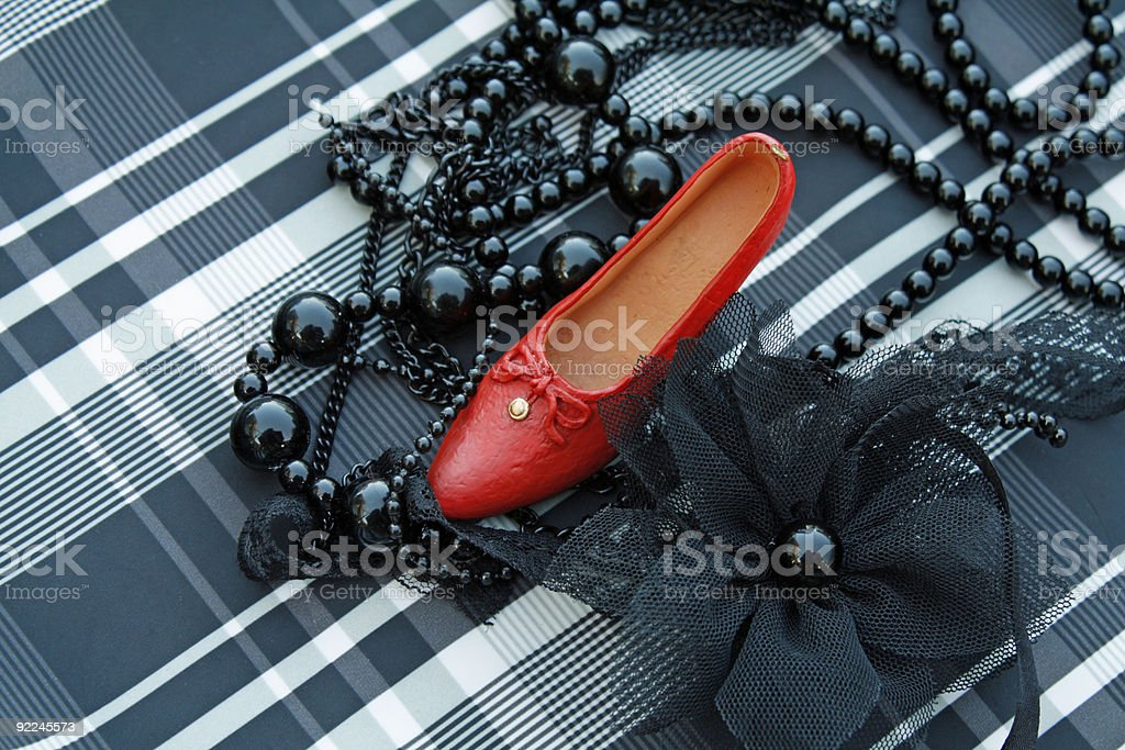 ready in red stock photo