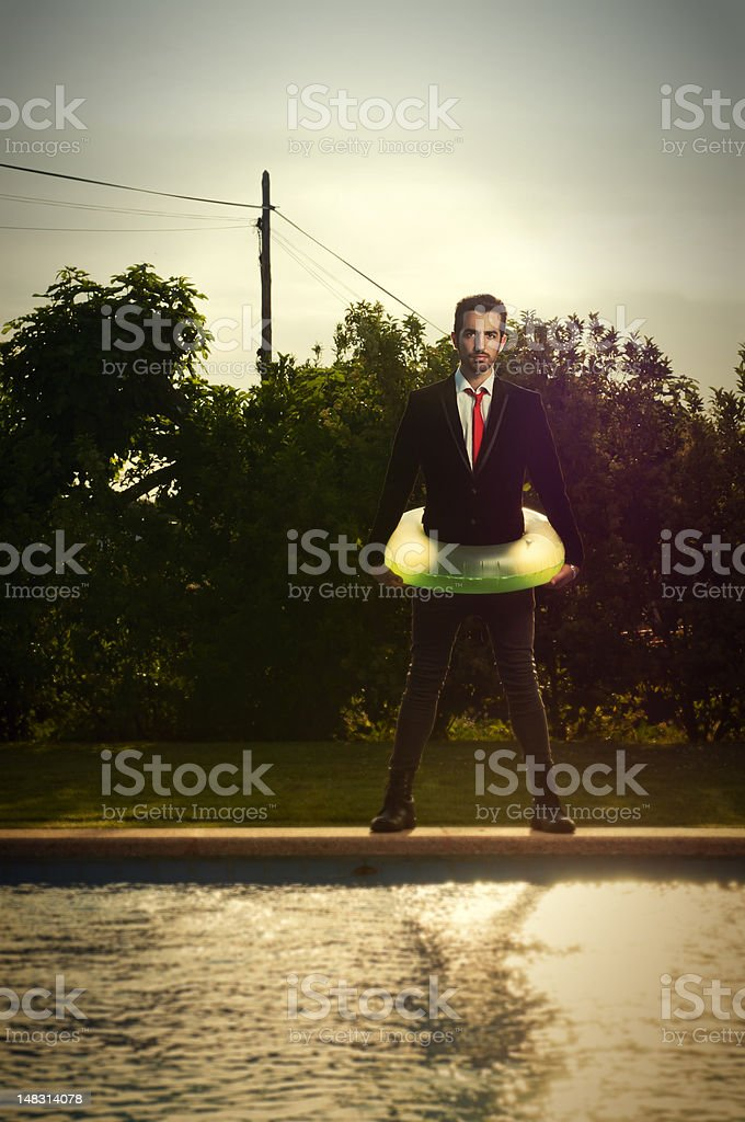 Ready royalty-free stock photo