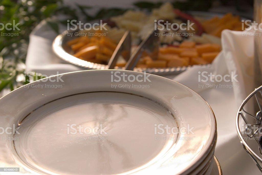 Ready to eat royalty-free stock photo