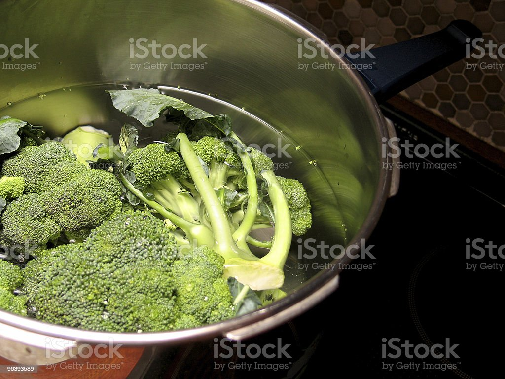 Ready to Get Boiled royalty-free stock photo