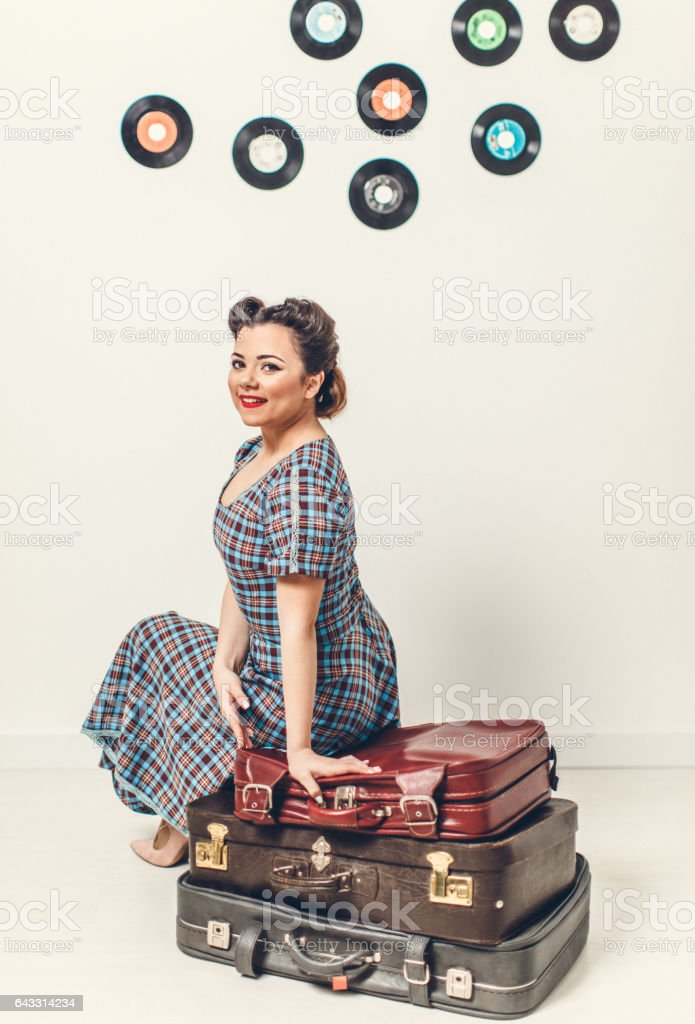 Ready to go! stock photo