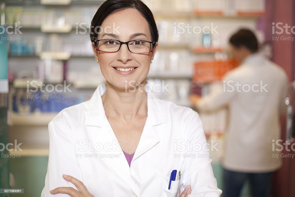 Ready to help you stock photo