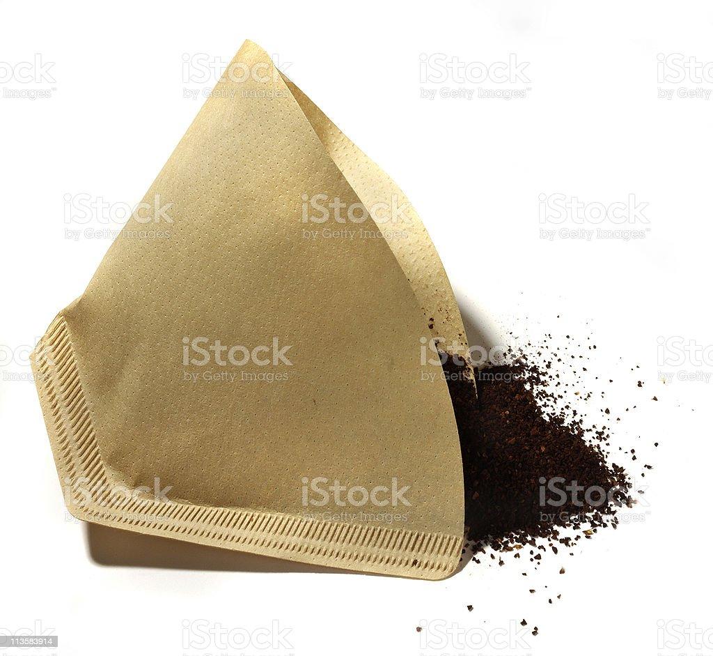 ready to make coffee stock photo