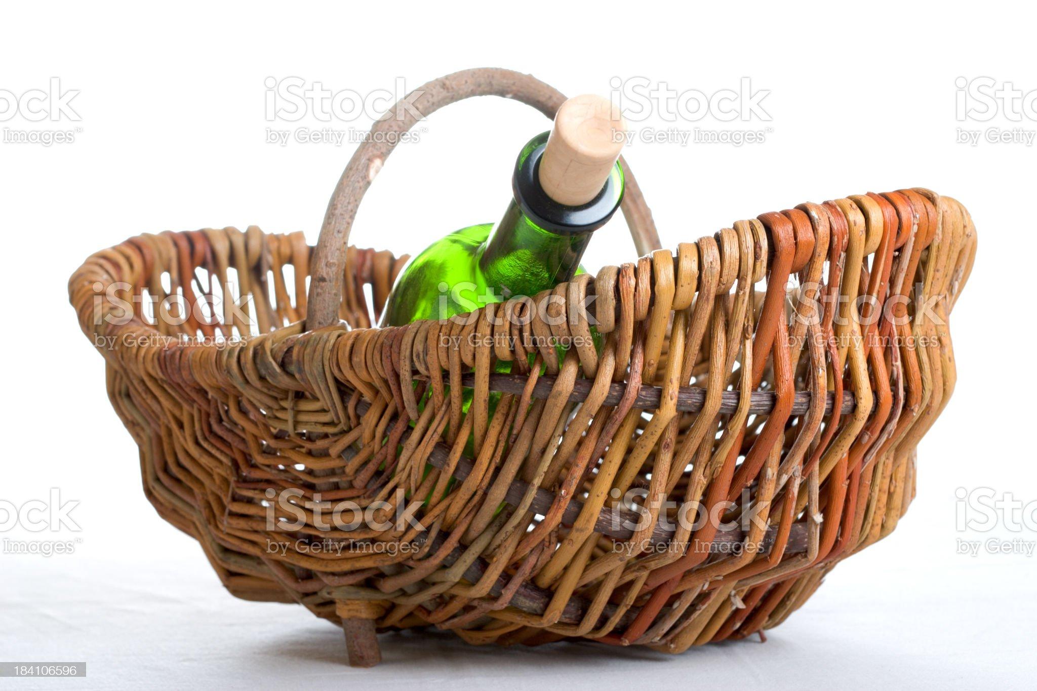 Ready to picnic royalty-free stock photo