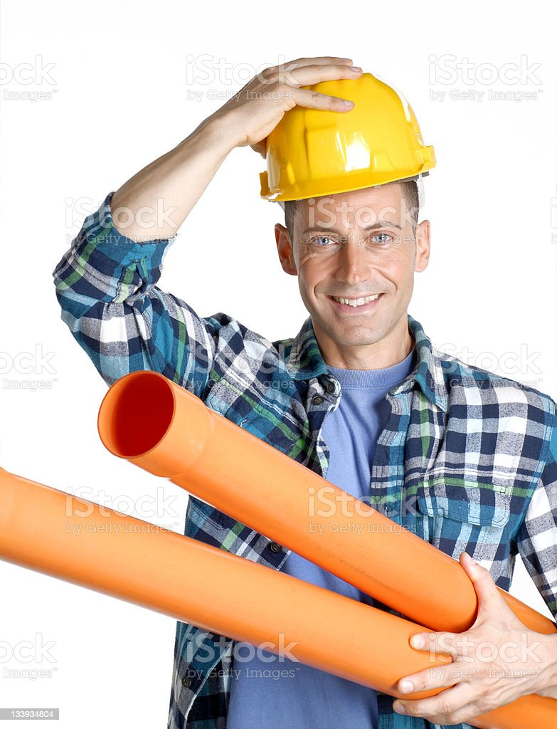 Ready to the work. royalty-free stock photo