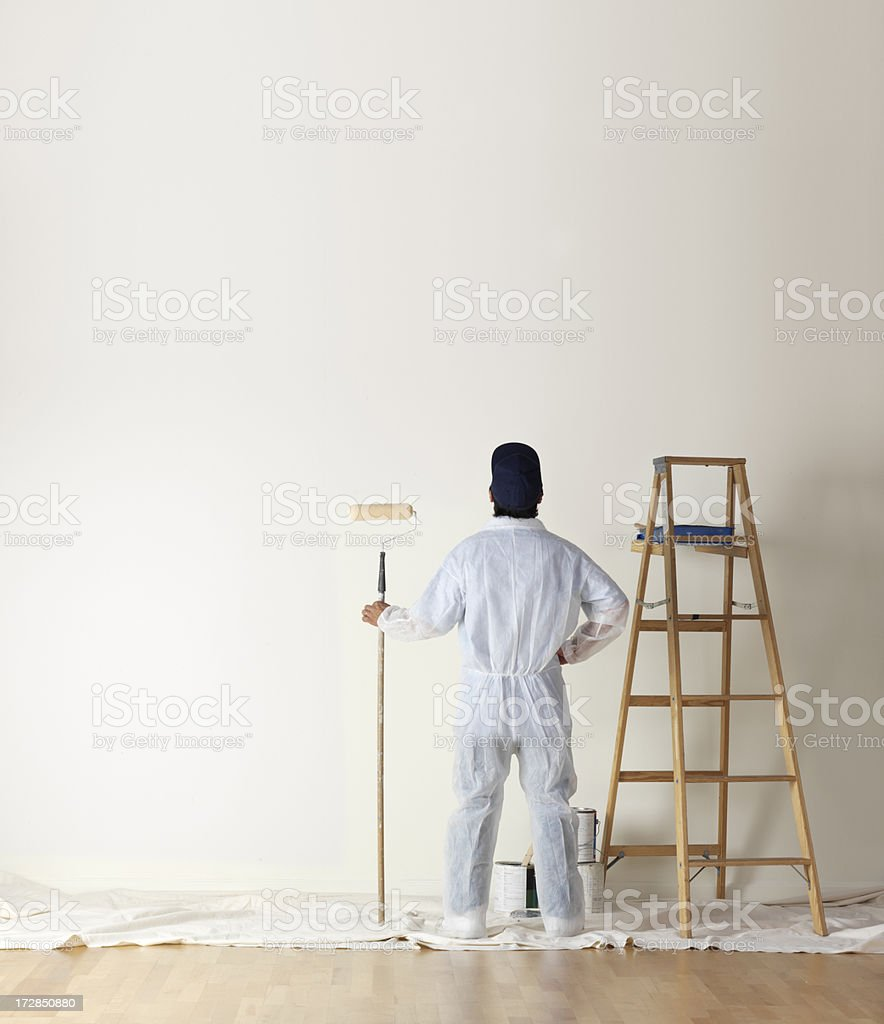 Ready to Work stock photo