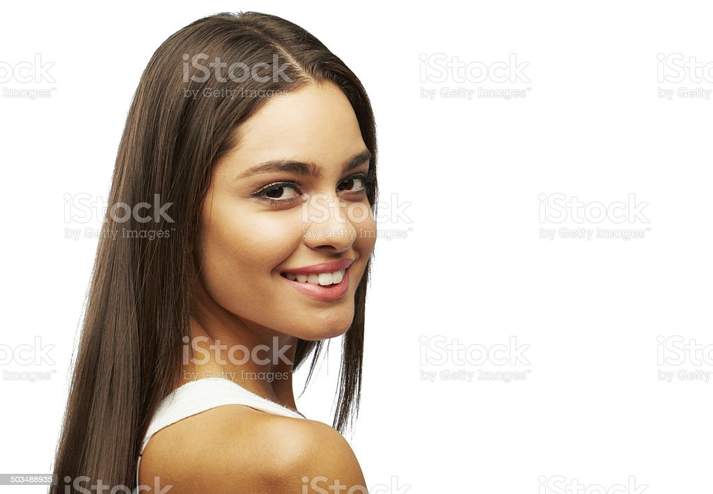 Ready when you are stock photo