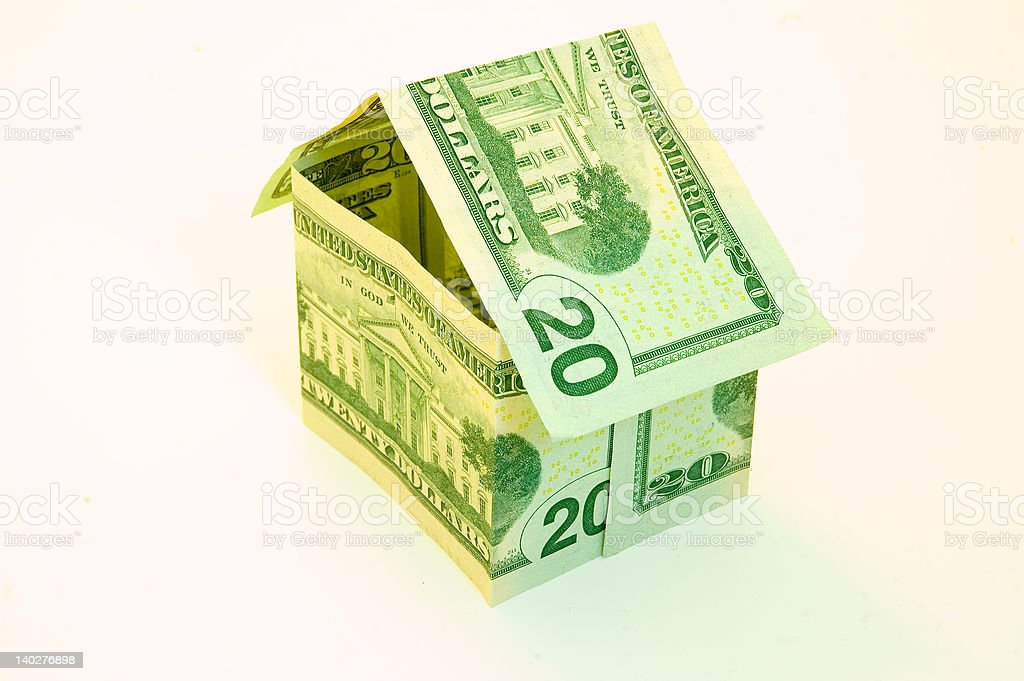 Real Estate Boom royalty-free stock photo