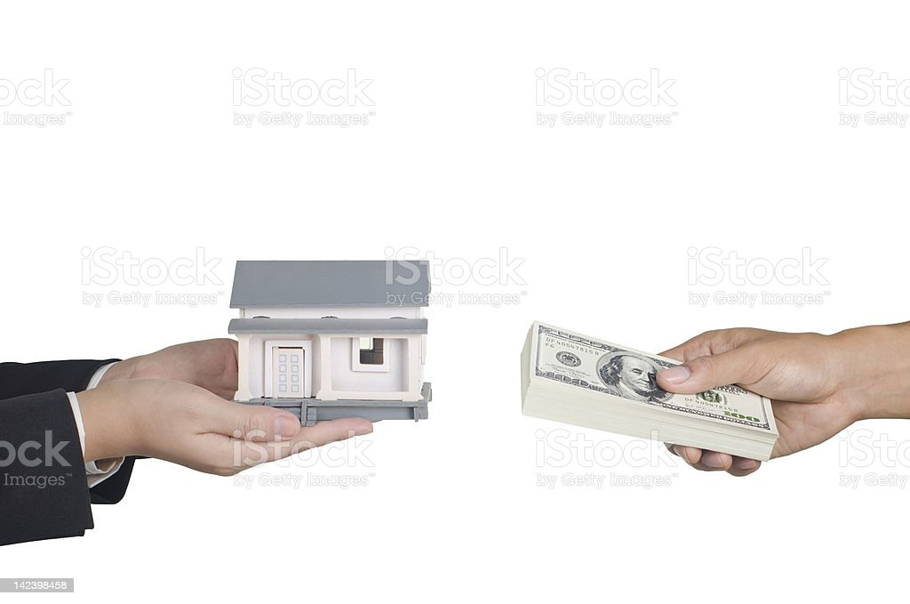 real estate business stock photo