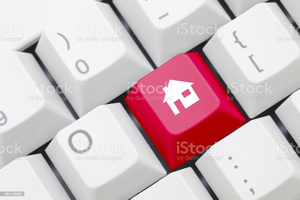real estate concepts royalty-free stock photo