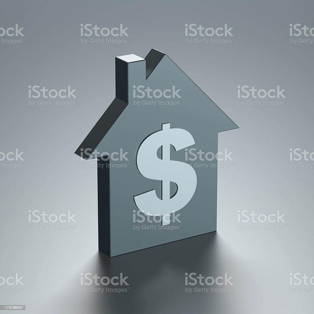 Real Estate Equity XXL royalty-free stock photo