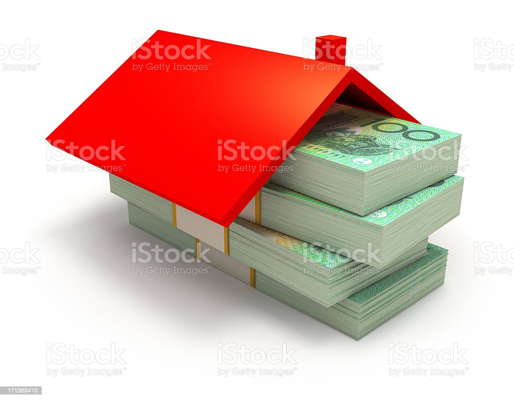 Real Estate Investment in Australia royalty-free stock photo