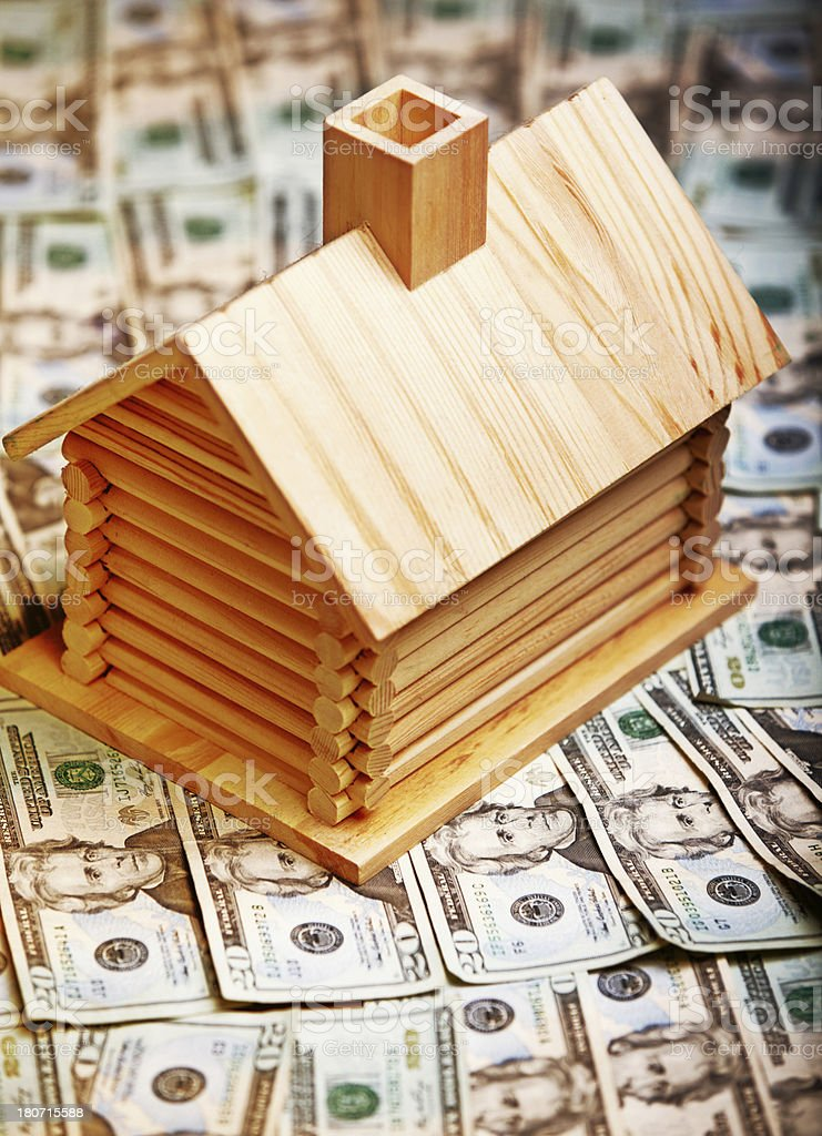 Real Estate Investment royalty-free stock photo
