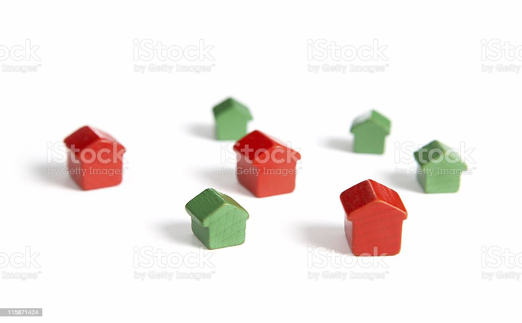 Real Estate #1 royalty-free stock photo