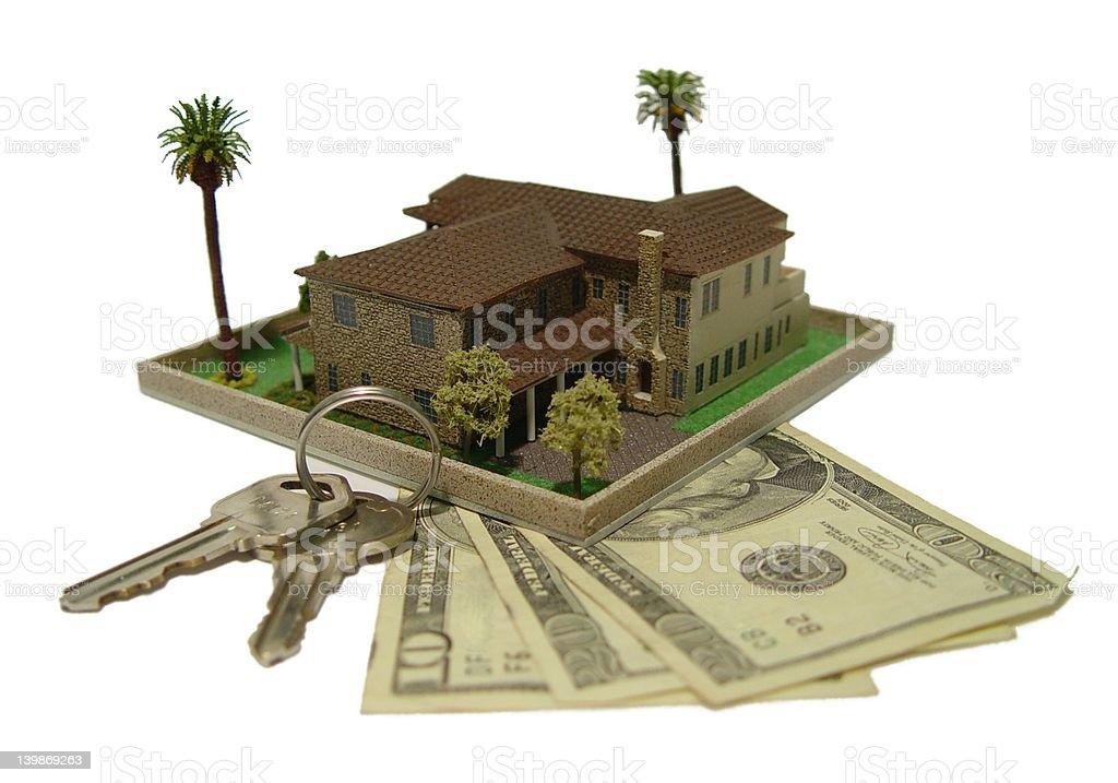 Real Estate. royalty-free stock photo