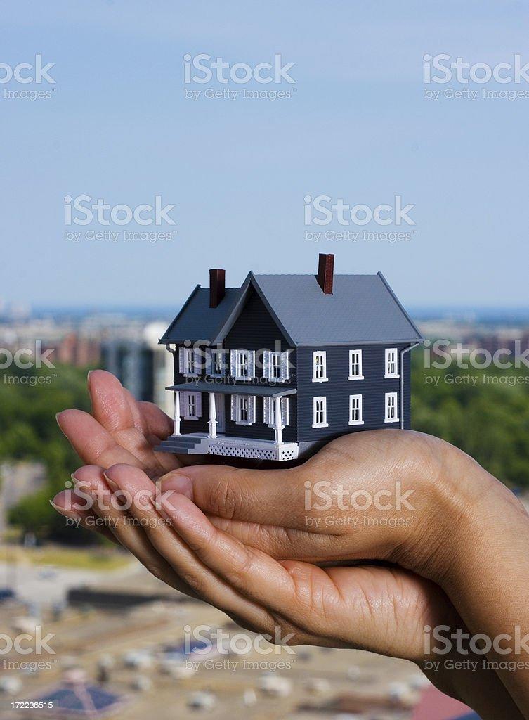 Real estate royalty-free stock photo