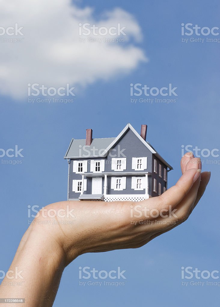 Real estate royalty-free stock photo