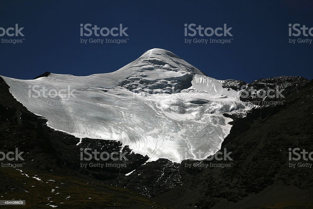 Real Iceberg royalty-free stock photo