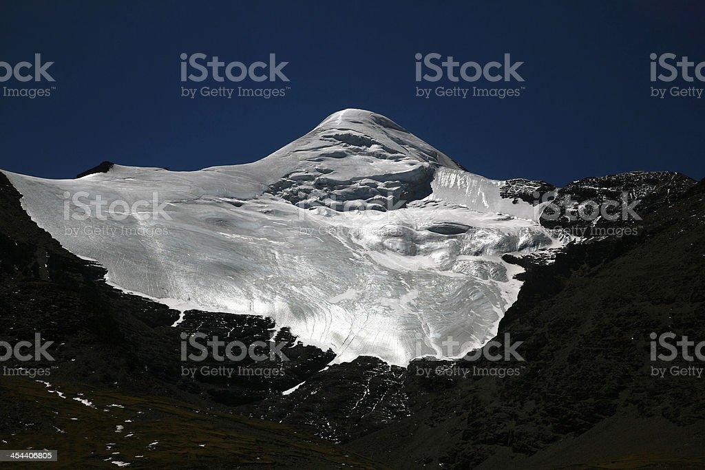 Real Iceberg stock photo