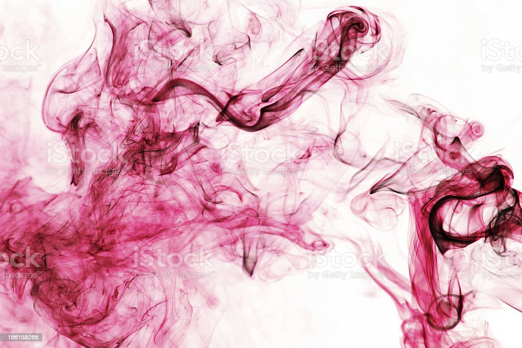Real Incense royalty-free stock photo