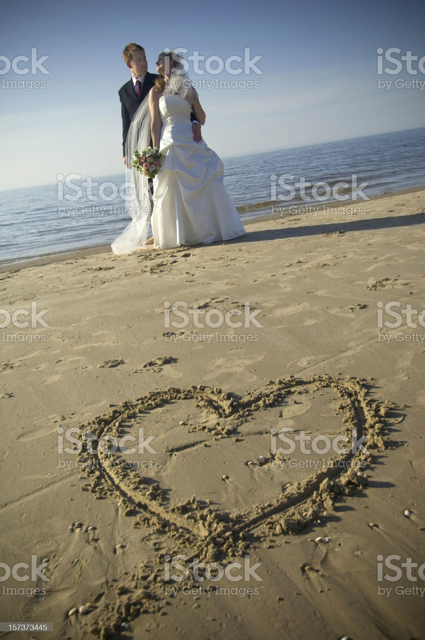 Real love royalty-free stock photo