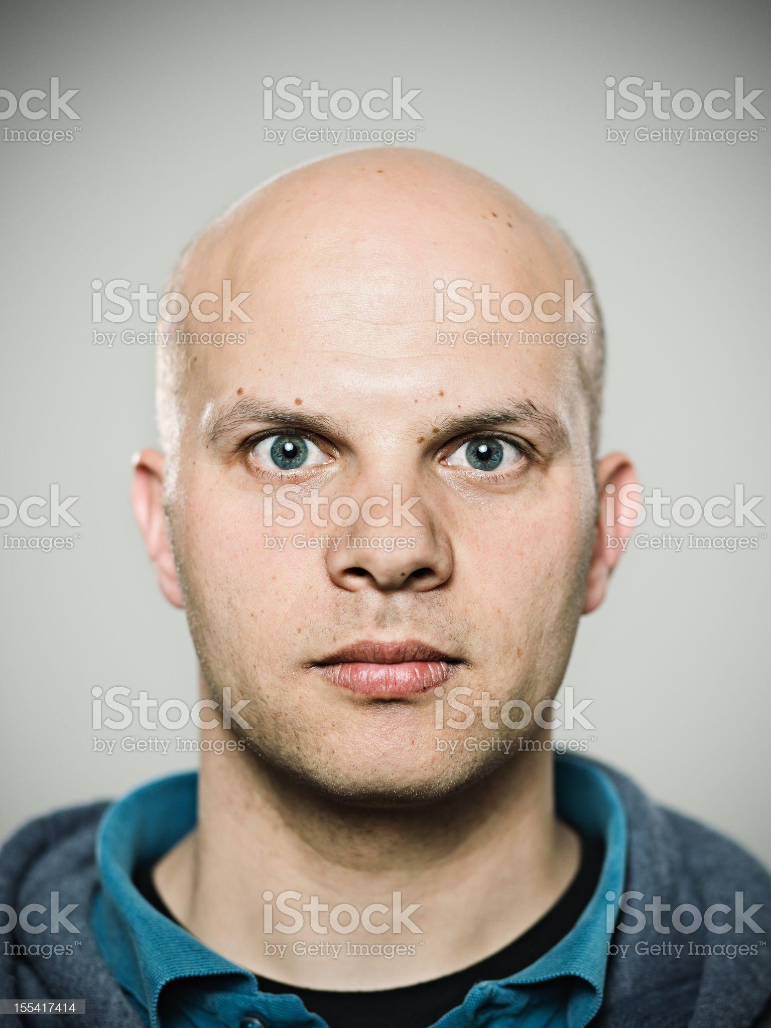 Real man. royalty-free stock photo