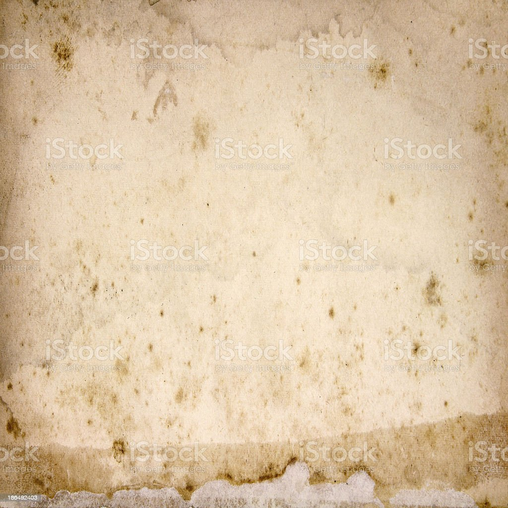 Real old paper texture royalty-free stock photo