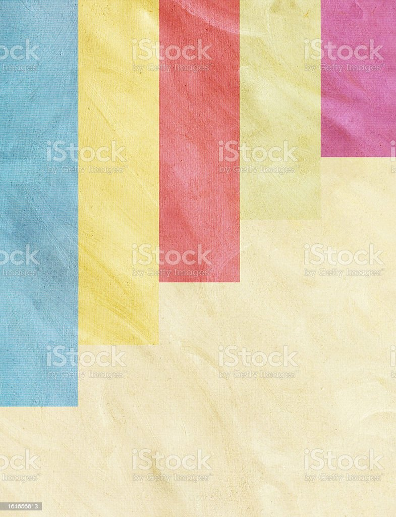 Real paper add texture for infographics royalty-free stock photo