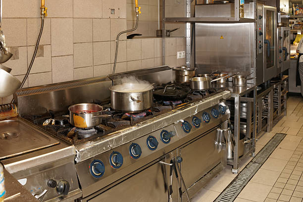 Unhygienic Dirty Commercial Kitchen Kitchen Pictures, Images and ...